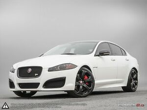 2015 Jaguar XF R TYPE Sedan