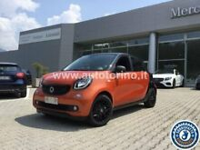 Smart forfour 90 turbo twinamic passion
