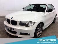 2012 BMW 1 SERIES 123d Sport Plus Edition 2dr
