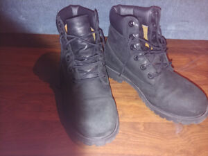 Timberland boot for boy Black