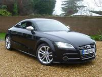 2010 60, Audi TTS 2.0T Quattro Coupe Manual ++ 1 OWNER FROM NEW