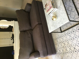 LAZYBOY couch and love seat