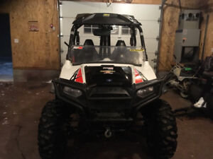 Looking to trade for newer 4x4 Quad