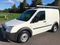 FORD TRANSIT CONNECT VAN 1.8 TDDI WITH LADDER / ROOF RACK 12 MONTHS MOT