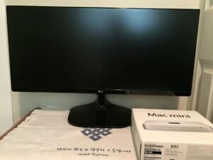 """LG 25"""" 21:9 UltraWide Full HD IPS LED Monitor 2160x1080"""