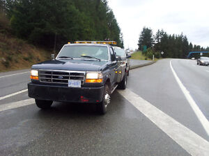 FLAT RATE TOWING