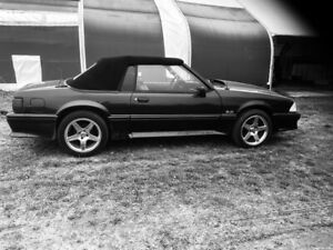 1991 mustang GT (sell OR trade) !!!!!!!!!