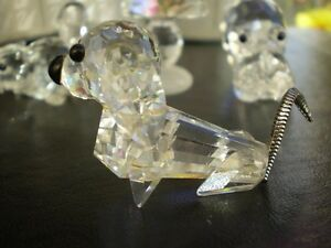 4 - Swarovski Silver Crystal Figurines Kitchener / Waterloo Kitchener Area image 3