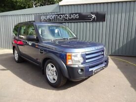 Land Rover Discovery TDV6 S (blue) 2006