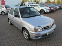 Nissan Micra 1.0 16v S**Petrol**Low Mileage**Full Nissan Service History**