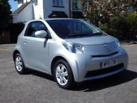 Free Road Tax - Hpi Clear - 1 Owner From New - 2011 Toyota IQ