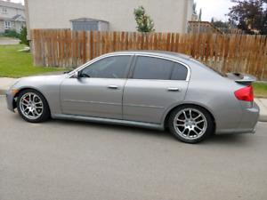 2005 Infiniti G35 REV Up