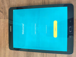 "32GB SAMSUNG Galaxy Tab S2 T810 - 9.7"" - LCD Shadow"