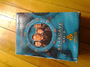 STARGATE 7TH SEASON 5DVD SET
