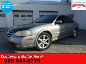 2003 Nissan Maxima SE  AS IS (UNCERTIFIED) AS TRADED  IN