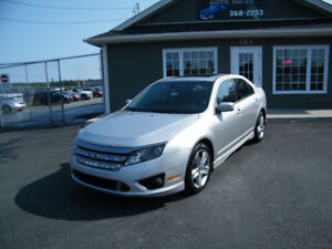 2011 Ford Fusion Sport AWD 102,000 km LOADED AND INSPECTED