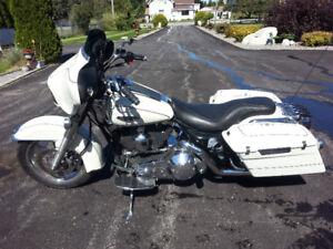 2004 Harley Davidson FLHTPI Electra Glide Police Edition