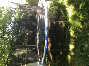 Great condition trampoline