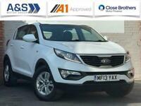 2013 Kia Sportage 1.6 1 5d 133 BHP Estate Petrol Manual