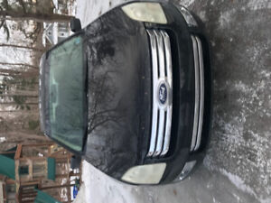 2006 Ford Fusion sel