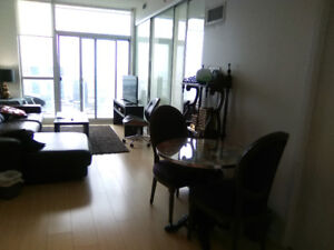 Top floor with great view of the Lake and City- Furnished