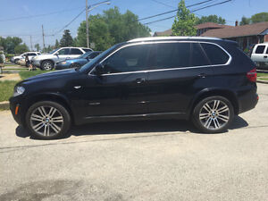 2012 BMW X5 M- sports package SUV, Crossover