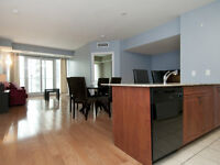 Gorgeous 2BD 2BA Byward Market Condo in Stunning Claridge Plaza