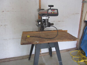 SOLD SOLD SOLD /Craftsman Ralial Arm Saw