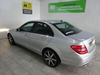 MERCEDES-BENZ C CLASS 2.1 C220 BLUEEFFICIENCY EXECUTIVE **FROM £224 PER MONTH**