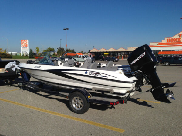 Used 2007 Other Triton 188FS - Fish and Ski