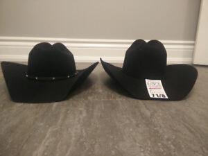 Cowboy Hats and Hat Can For Sale