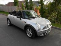 Mini Mini 1.6 One Convertible 2004