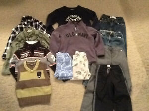 Boys sz 5/6 clothes for the winter London Ontario image 1