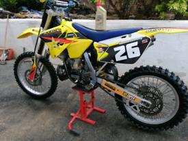 2004 suzuki rm 250