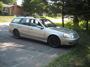 2003 Saturn LW200-Series stationwagon