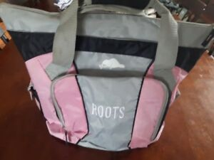 Pink Roots Bag Excellent Condition