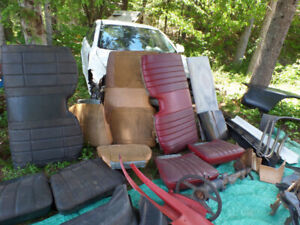 74-81 Camaro or trans am back seats for sale