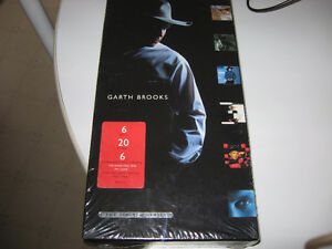 GARTH BROOKS THE LIMITED SERIES BOX SET