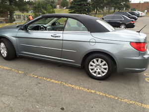 2008 Chrysler Sebring cloth Convertible