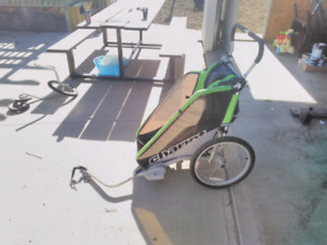 Chariot bike buggy, jogger, stroller all in one