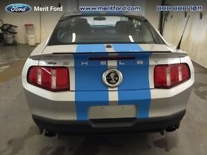 2012 Ford Mustang Shelby GT500  - out of province - one owner -  Regina Regina Area image 4