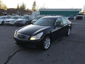Infiniti G35 Sedan Luxury AWD-CUIR-TOIT-MAGS 2007