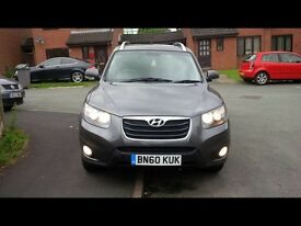 HYUNDAI SANTA FE 7 SEATER AUTOMATIC DIESEL LOW MILLAGE