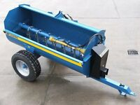 Wanted Muck Spreader, manure spreader, dung spreader to suit small tractor (30HP)