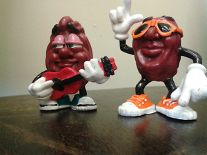 California raisins at Second Stage