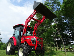 HUGE SAVINGS ON REMAINING 2018 BRANSON CAB TRACTORS
