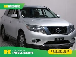 2014 Nissan Pathfinder S 7PASSAGERS AWD A/C GR ELECT MAGS