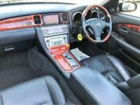 2008 Lexus SC 4.3 2dr Petrol black Automatic