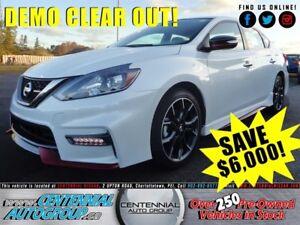 Nissan Sentra NISMO *DEMO - SAVE $6,000!* 2017