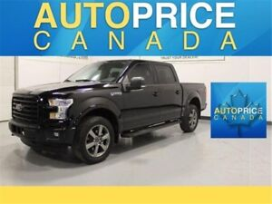2017 Ford F-150 4x4 4X4|SPORT||LEATHER|NAVIGATION|REAR CAM